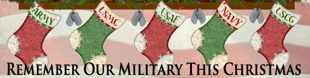 1a4152e6486 Holiday Challenge 2018  Stockings for Soldiers - First United ...