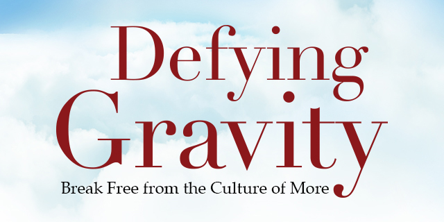 Stewardship Sermon Series: Defying Gravity - First United